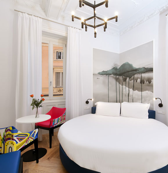 Suite Gold - Boutique Hotel Roma